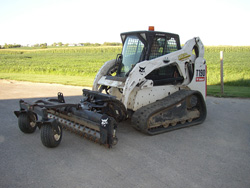 Used Harley Rakes http://www.paterbobcat.com/our_equipment.html
